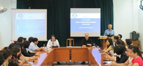 Giới thiệu điểm đến Hy Lạp (Ngày 05/07/2013 tại Bảo tàng Phụ nữ Việt Nam)