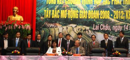 Lễ ký kết Hợp tác phát triển Du lịch 8 tỉnh Tây Bắc mở rộng - VISTA
