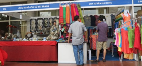 Vietnam International Travel Mart - VITM Hanoi 2013