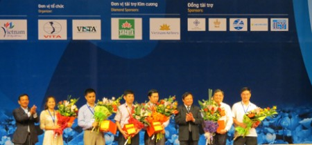 Lễ Bế mạc Hộ chợ Du lịch Quốc tế Việt Nam (Ngày 21/04/2013)