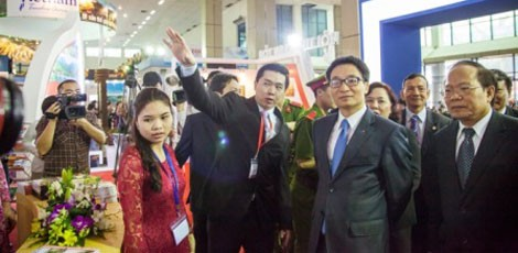 Vietnam International Travel Mart - VITM Hanoi 2014