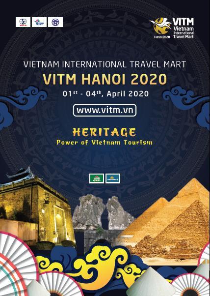 HỘI CHỢ DU LỊCH QUỐC TẾ VIỆT NAM - VITM HÀ NỘI 2019