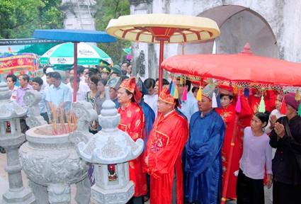 đền chiêu trưng